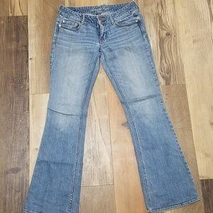 LONG!! American Eagle Artist Jeans